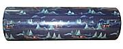 Stewo Geschenkpapier Rencontre Blau Rolle 250m x 50cm