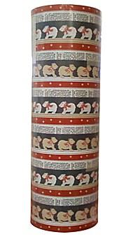 Woerner Geschenkpapier Eisbären Rolle 250m x 50cm
