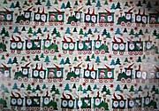 Geschenkpapier Weihnachten Zug 20 Bögen 70cm x 50cm