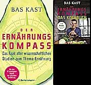 Bas Kast Der Ernährungskompass und Kochbuch im Paket